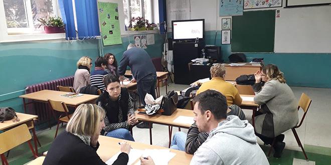 Gimnazija Zaječar: Nastavnici