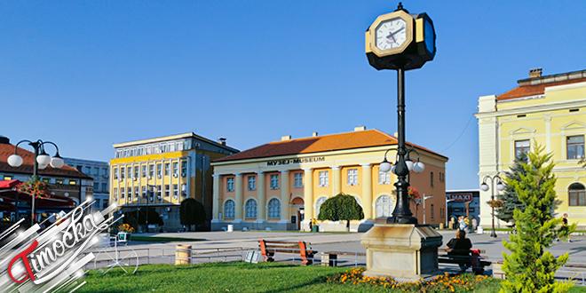 Grad Zaječar — Centar