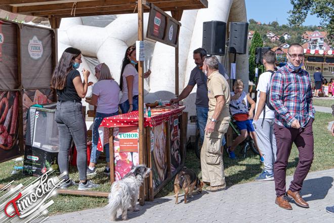 "Karavan ""Izađi mi na teglu"" u Zaječaru"