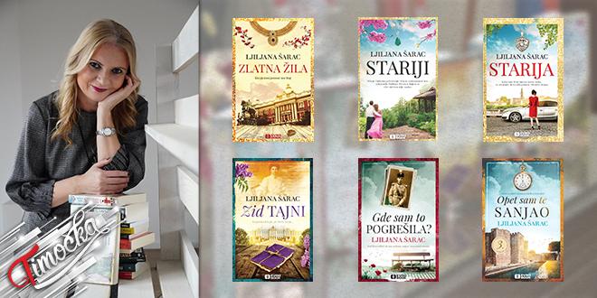 Књижевно вече Љиљане Шарац у кладовској библиотеци