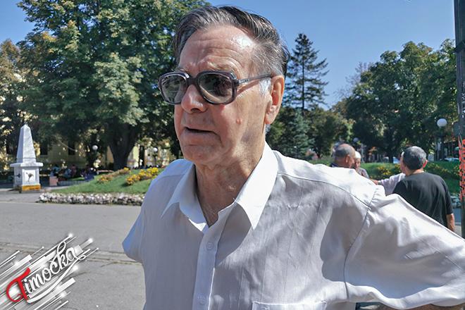 Dragoljub Nikolić Kisindžer — predsednik GO SUBNOR Zaječar