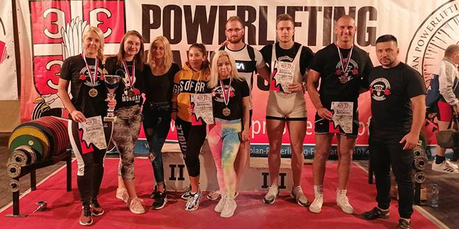 "PBBSK ""Knjaževac"": Državno prvenstvo u pauerliftingu"