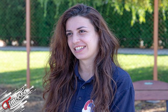 Marina Jovičić — PR Sportskog saveza Srbije