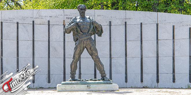 Spomenik učesnicima Timočke bune u Zaječaru