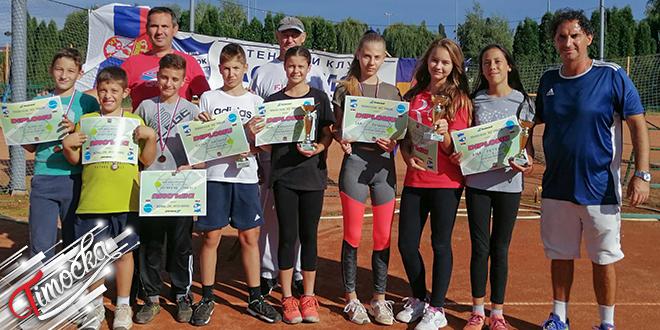 "Teniski turnir ""Zaječar Open 2020"""