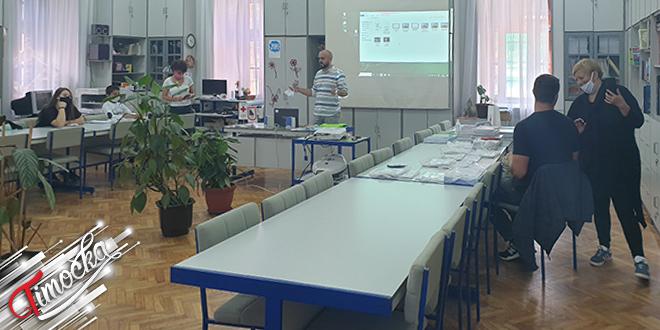 """Udruženje """"Sigurne staze"""" Bor — """"Evropska nedelja mobilnosti"""" u Boljevcu"""