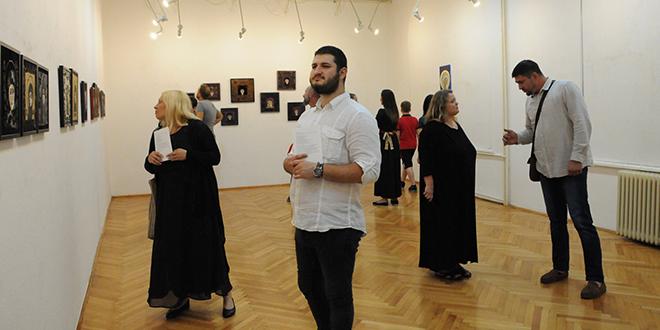 "V Festival hrišćanske kulture: Izložba ""Svete žene"""