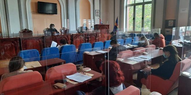 143. седница Градског већа града Зајечара