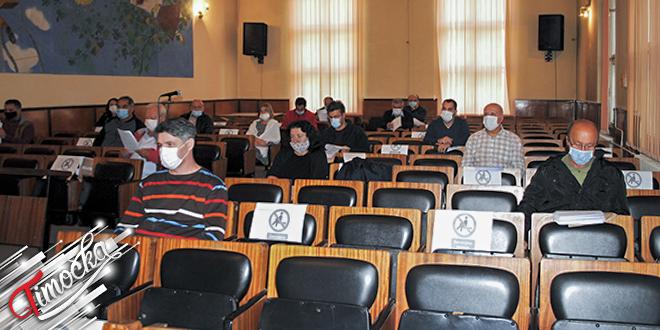 83. седница Општинског већа општине Неготин