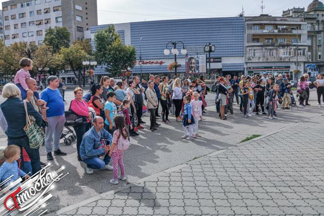 """""""Dečiji centar"""" Zaječar: Muzičko-scenski program povodom Dečije nedelje u Zaječaru"""