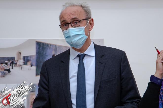 Žan-Luj Falkoni — ambasador Republike Francuske u Srbiji