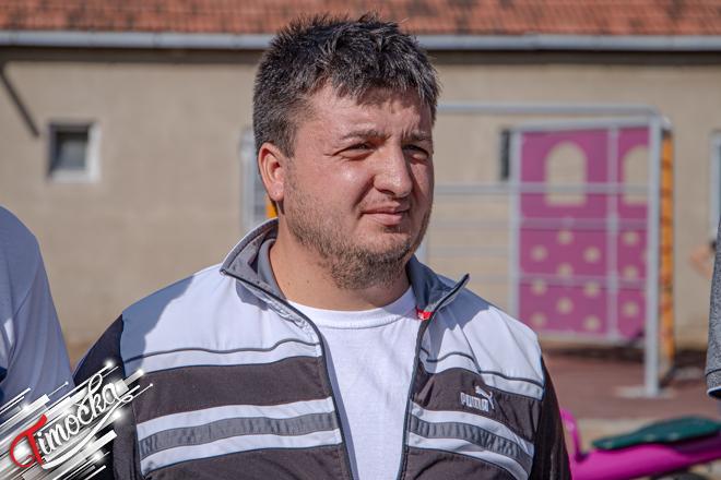 Dušan Lilić — stanovnik naselja Izvorski put u Zaječaru