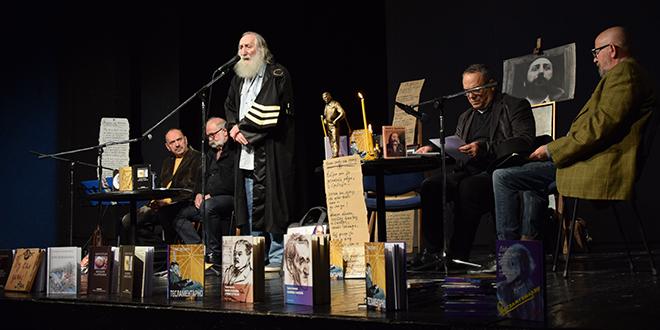"""""""Pretfestivalsko veče nove poezije Adama Puslojića"""" u zaječarskom pozorištu"""
