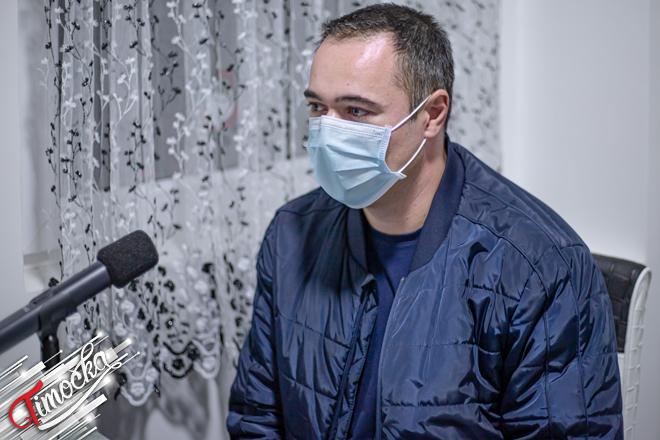 Dr Ivan Čikarić — ginekolog-akušer