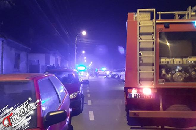 Саобраћајна незгода у улици Светозара Марковића у Зајечару