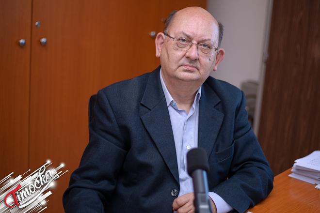 Milan Jelenković — načelnik odeljenja Republičkog zavoda za statistiku u Zaječaru