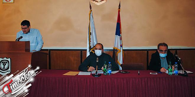 92. sednica Opštinskog veća opštine Negotin