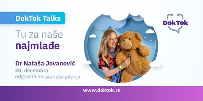 DokTok: Tu za naše najmlađe