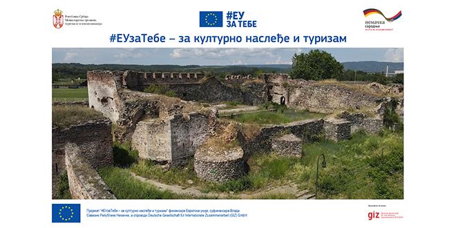 EU sredstva za rekonstrukciju tvrđave Fetislam u Kladovu
