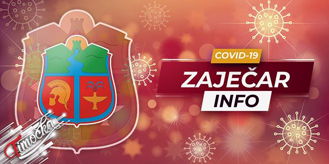 Град Зајечар Инфо: COVID-19