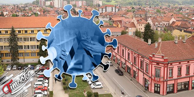 Grad Zaječar: Kazne zbog kršenja propisanih mera