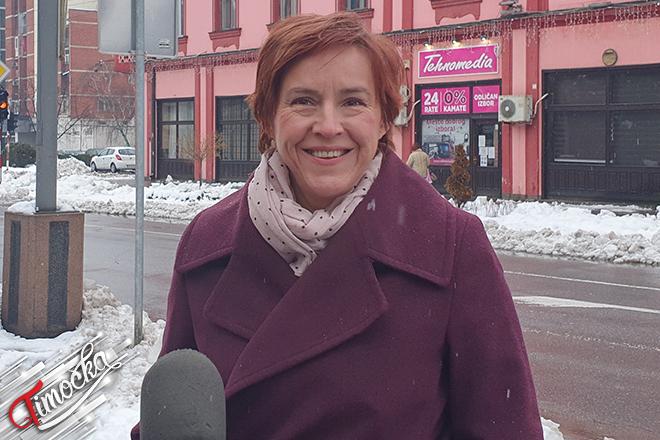 Jelena Sajić — koordinator projekta Agro Info Karavan