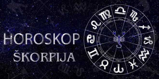 Dnevni horoskop — Škorpija