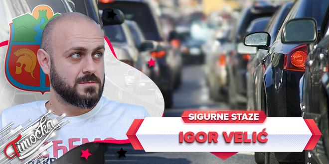 """Udruženje """"Sigurne staze"""": Stanje bezbednosti saobraćaja na teritoriji grada Zaječara"""