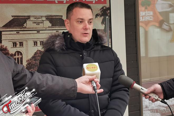 """Goran Pujić — potpredsednik Udruženja građana """"Montoja i pravednici"""""""