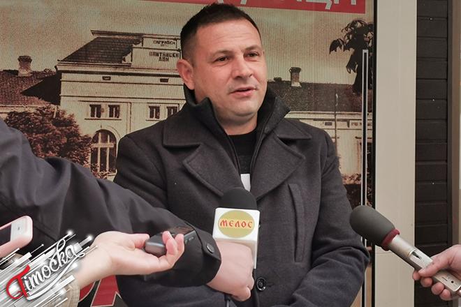 """Dragan Stamenković — predsednik Udruženja građana """"Montoja i pravednici"""""""