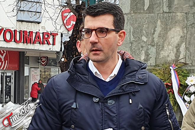 """Uglješa Đuričković – član Pokreta građana """"ZAokret 019"""""""