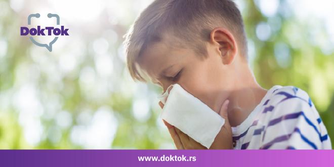 DokTok: Šta uraditi kada dete krvari iz nosa?