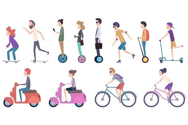 """Udruženje """"Sigurne staze"""": Da li nam je potreban razvoj mikro-mobilnosti?"""