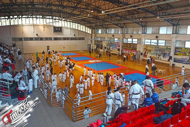 """18. karate turnir """"Kraljevački pobednik"""" u Vrnjačkoj Banji"""