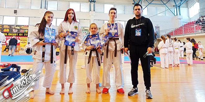 """Gradski karate klub """"Zaječar"""": 18. karate turnir """"Kraljevački pobednik"""" u Vrnjačkoj Banji"""