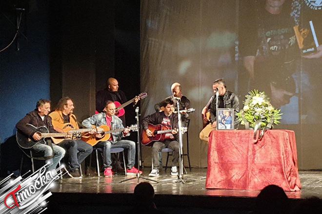 Komemoracija povodom smrti Momčila Radenkovića Moše