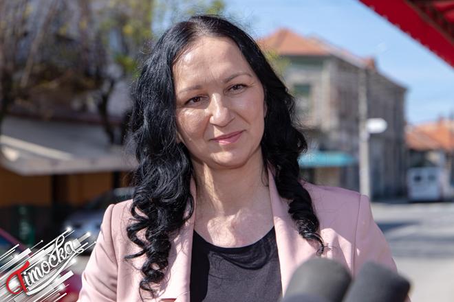 """Danijela Caranović — HR menadžer """"Tekijanke"""""""