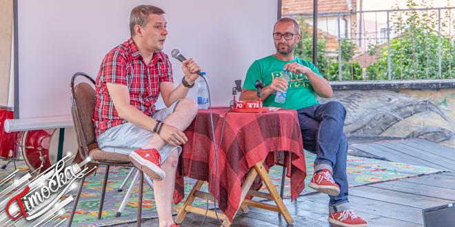 1. Festival javne istorije u Zaječaru – Tribina: Muzika u kontekstu društva
