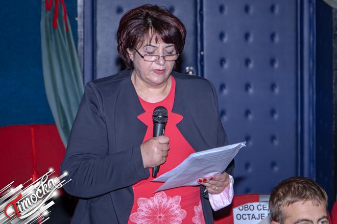 Valentina Đuričić — načelnica odeljenja za finansije grada Zaječara
