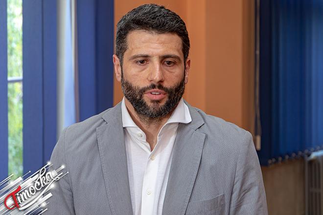 Aleksandar Šapić — potpredsednik Glavnog odbora SNS-a