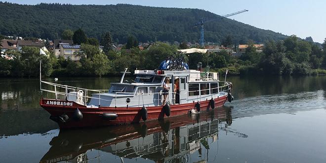 Brod Amorados u otkrivanju dunavskih tajni u Kladovu