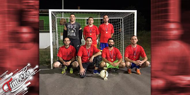 Svetoilijski turnir u malom fudbalu u Zvezdanu