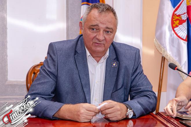 Vladan Mijailović — čarter predsednik Rotari kluba Bor i asistent guvernera distrikta Srbija i Crna Gora