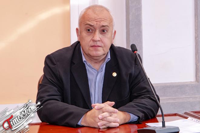 Nenad Pašalić — predsednik Rotari kluba Zaječar