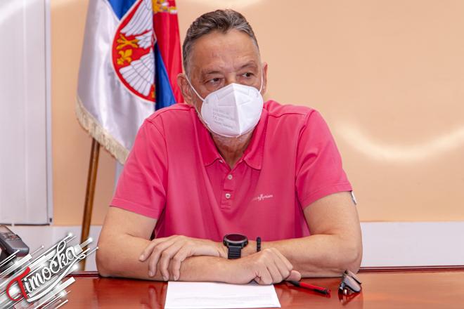 Boško Ničić — gradonačelnik Zaječara